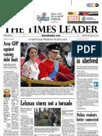 Times Leader 04-30-2011