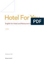 Hotel and Restaurant