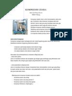 Materi Kompresor Udara