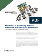 Social Interactive Engagement