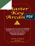 51313731 e Master Key Arcana