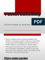 Packet Switching - Prezantim