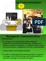Managerial Communicat100411