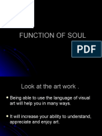 Function of Soul