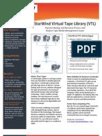 StarWind VTL Datasheet
