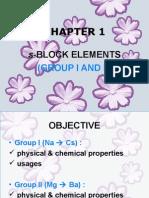 CHAPTER 1 S-Block Elements Latest