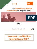 Estudio IAB 2007 - NothingAD