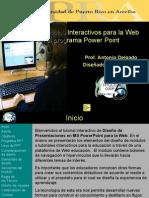 Diseño de módulo instruccional para cursos Web