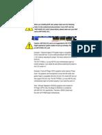 Motherboard Manual 7vt600 e