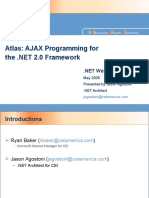 Atlas - AJAX Programming for the.net 2.0 Framework