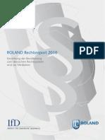 Roland Rechtsreport Web