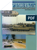 Thunder Run - US 3rd Infantry's Drive to Baghdad