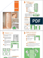 Installation Bloc Porte