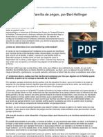 Hermandadblanca.org-Los Destinos de La Familia de Origen Por Bert Hellinger