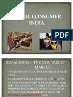 Rural Consumer India