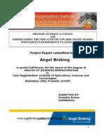 Angel Broking Demat Project