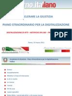 20110314Giustizia Digitale Rev 21marzo