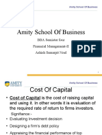 54732Cost of Capital-Final