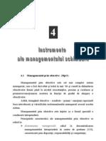 Instrumente Ale Managementului Schimbarii 4