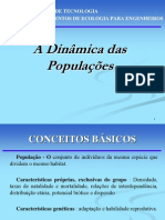 Captulo 5 - A Dinmica Das Populaes