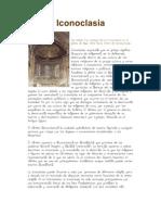 Iconoclasia bizantina
