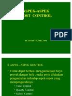 53012616 Aspek2 Cost Control