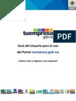 Guia Usuario Tuempresa.gob.Mx