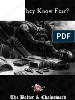 Bolter and Chainsword 5th edition guide
