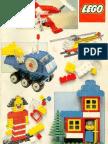 Lego Idea Book #226 (Lego, 1981)