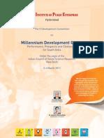 MDG Convention Proceedings