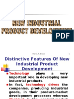 New Industrial Product Development [p]