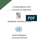 BSCR Model United Nations Handbook(2)