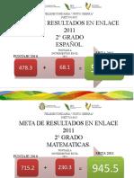 Meta de Result a Dos Enlace 2011