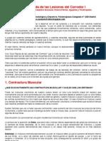 24º Guía Rápida de las Lesiones del Corredor 1.