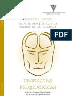 Urgencias psiquiatricas