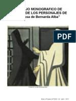 Trabajo La Casa de Bernarda Alba