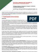 28º Guía Rápida de las Lesiones del Corredor 4.