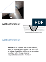 Welding Metallurgy of Steel