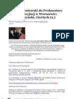Stefan Kosiewski 20110314 Do Prokuratury Apelacyjnej Kaczynski Giertych (2.)