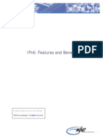 IPv6 Features and Benefiits