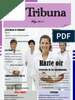 La Tribuna de Opinión Revista Mayo 2011