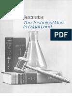 Trade Secrets-The Technical Man in Legal Land Cen-V043n003