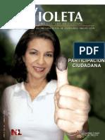 Violeta 10 | Participación ciudadana