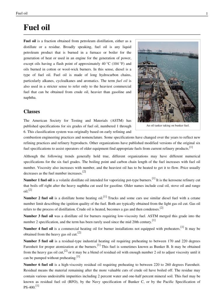 Fuel Oil Wikipedia   Fuel Oil   Oil Refinery