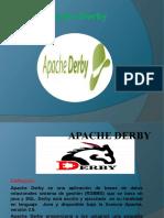 Apache Derby Manual de Instalacion