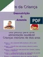 Saúde da Criança - apresentação