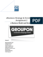 E-Business Model and Strategy_Groupon_Group11