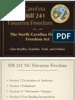 NCFirearmsFreedom H241 ALPHA