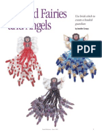 Brick Stitch - Fringed Fairies and Angels