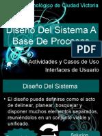 DES press R